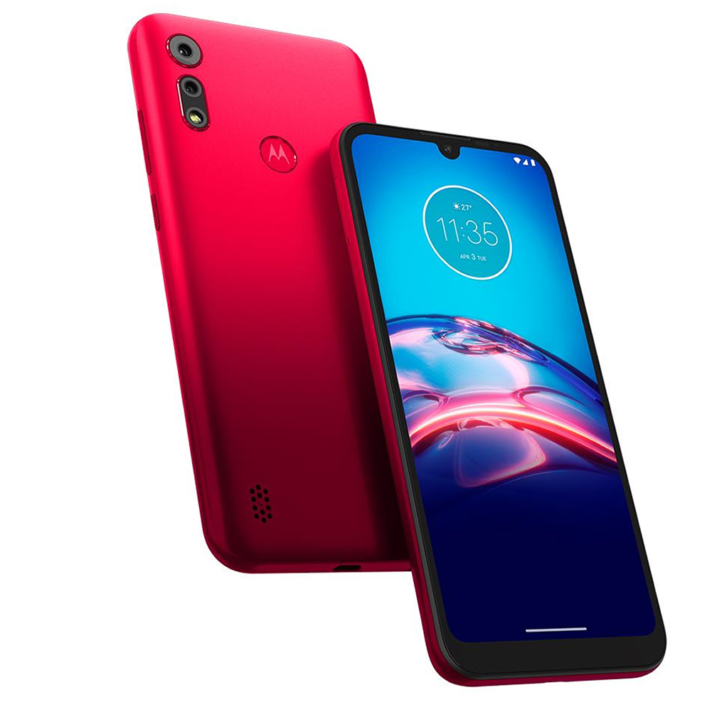 Moto E6 Plus DS 2/32GB (cherry)